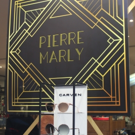 Ambiance ART DECO - Pierre Marly - Paris