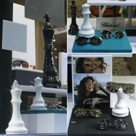GLOSSY CHESS - PIERRE MARLY OPTICIEN - PARIS
