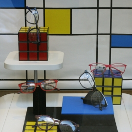 Mondrian - Opticiens Krys Paris