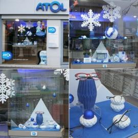 Atol Yvetot - Blue Christmas