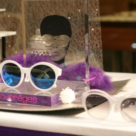 PIERRE MARLY OPTICIEN – PURPLE CHRISTMAS – PARIS