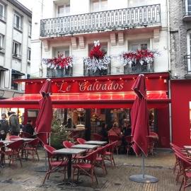 Habillage façade Le Calvados
