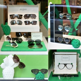 GREENY CACTUS - PIERRE MARLY OPTICIEN - PARIS