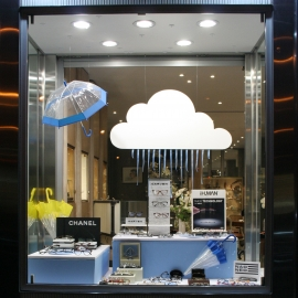 RAINY CLOUD – PIERRE MARLY OPTICIEN – PARIS